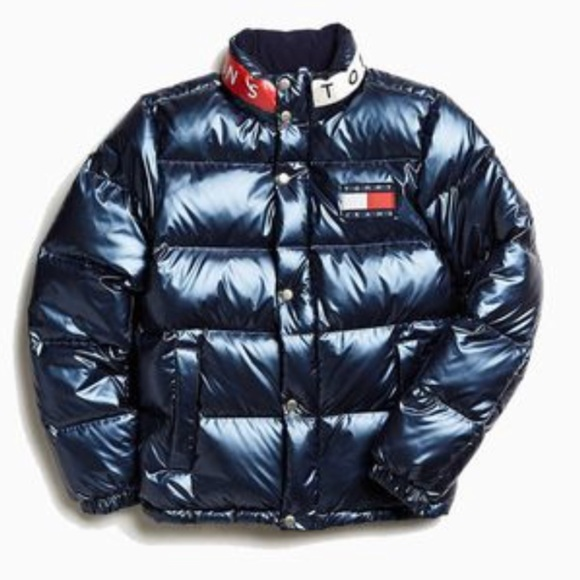 7404871f Tommy Hilfiger Jackets & Coats | Tommy Jeans 90s Down Puffer Jacket ...